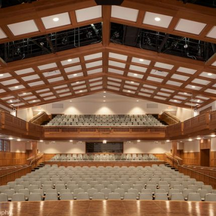 Bronxville High School Auditorium